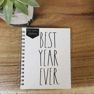 2020 Planner by Rae Dunn - BEST YEAR EVER